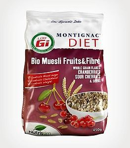 Bio Muesli Fruits And Fibre
